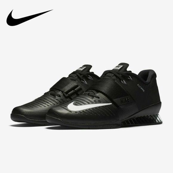Nike Romaleos 3 X Wholesale For People Online|BlackMetallic